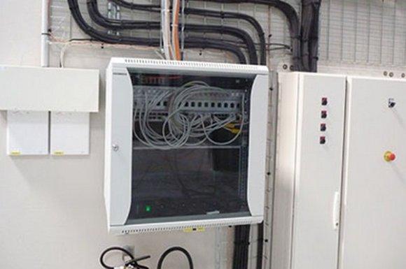 Câblage informatique Clairvaux-les-Lacs